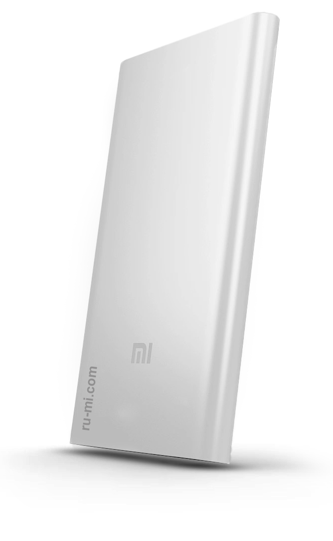 Xiaomi Power Bank (5000 mAh) slim