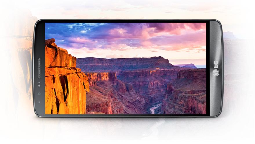 Небывалая четкость изображения с QUAD HD дисплеем