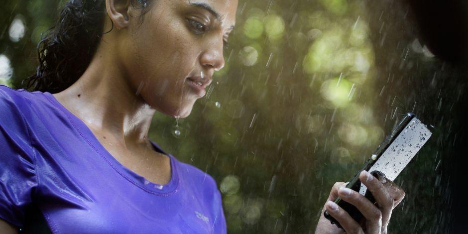 Представляем высокопрочный водонепроницаемый Android-смартфон от Sony.