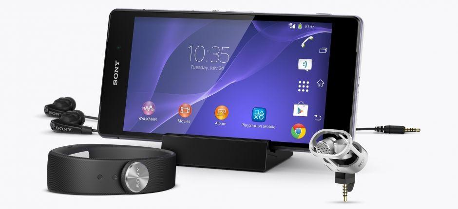 Раскройте весь потенциал своего Android-смартфона от Sony с помощью разнообразных премиум-аксессуаров.
